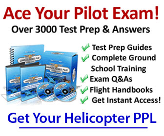 Helicopter Pilot Licence Theory