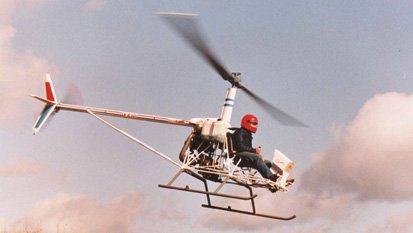 Homebuilt Helicopter